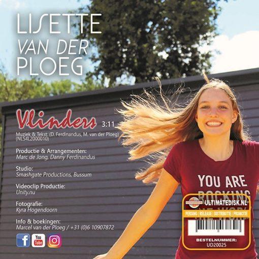 Lisette van der Ploeg - Vlinders (Back)