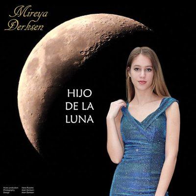 Mireya Dersken - Hijo de la luna (Front)