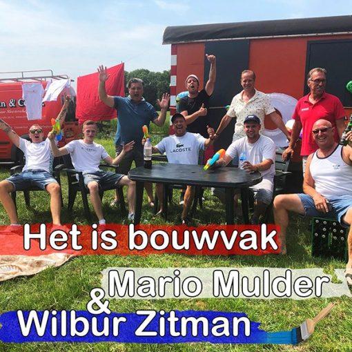 Wilbur Zitman - Het is bouwvak (Front)