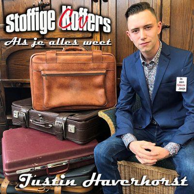 Justin Haverhorst - Stoffige koffers (Front)