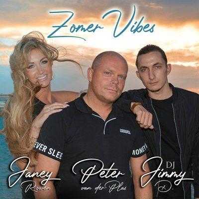 Peter van der Plas - Zomer Vibes (Front)