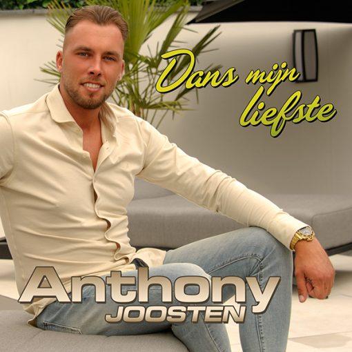 Anthony Joosten - Dans mijn liefste (Front)