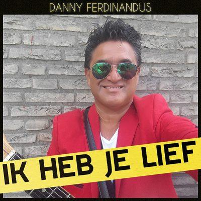 Danny Ferdinandus - Ik heb je lief (Front)