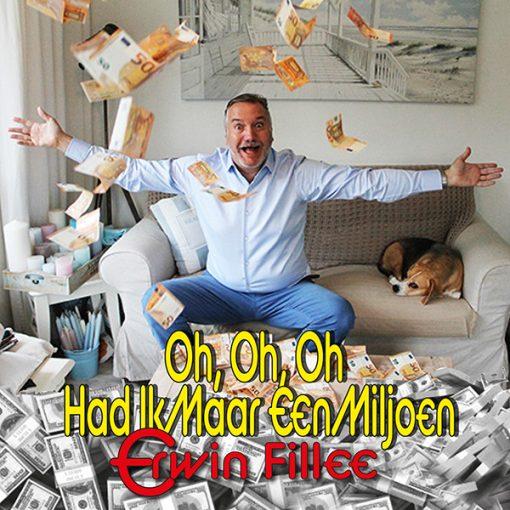 Erwin Fillee - Oh oh oh had ik maar een miljoen (Front)