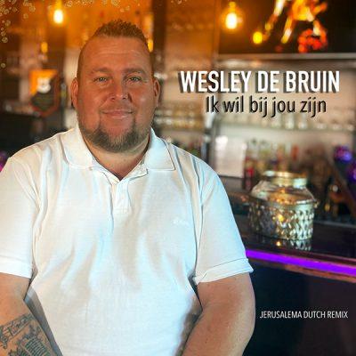 Wesley de Bruin - Ik wil bij jou zijn (Front)
