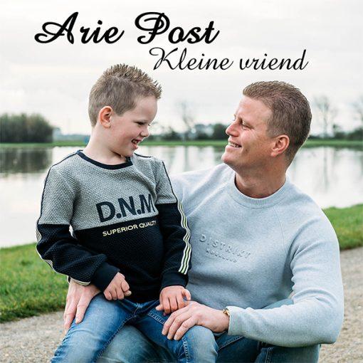 Arie Post - Kleine Vriend (Front)