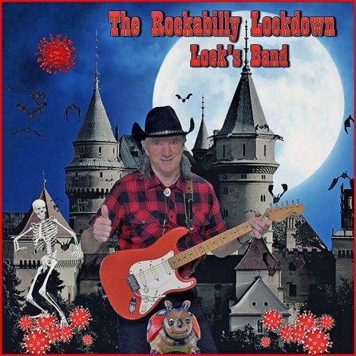 Loeksband - The Rockabilly Lockdown (Front)