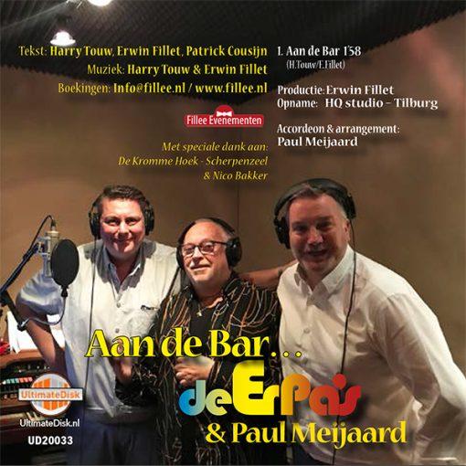 De Erpa's en Paul Meijaard - Aan de bar (Back)