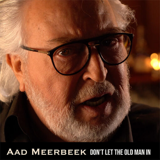 Aad Meerbeek - Don't let the old man in (Front)
