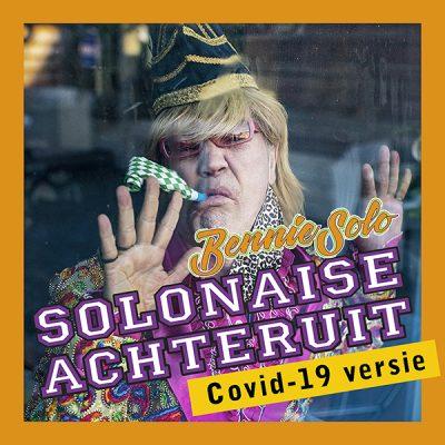 Bennie Solo - Solonaise achteruit (Front)
