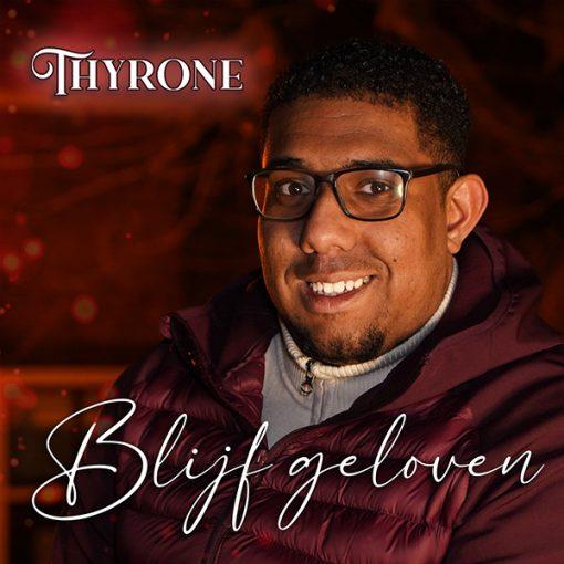 Thyrone - Blijf Geloven (Front)