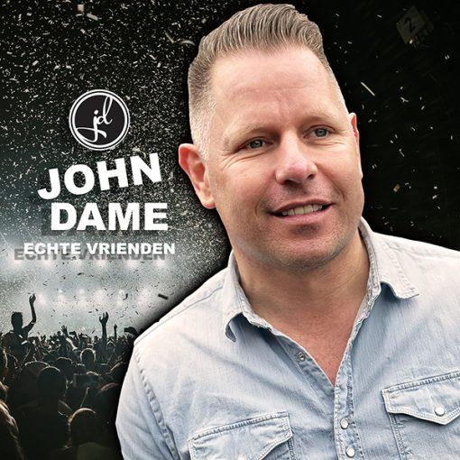 John Dame - Echte vrienden (Front)