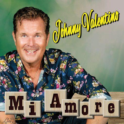 Johnny Valentino - Mi Amore (Front)