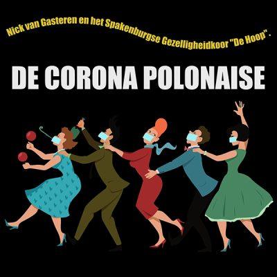 Nick van Gasteren - De Corona Polonaise (Front)