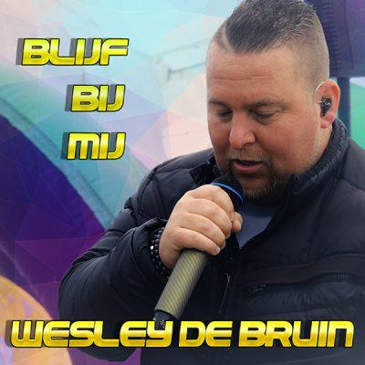 Wesley de Bruin - Blijf bij mij (Cover)