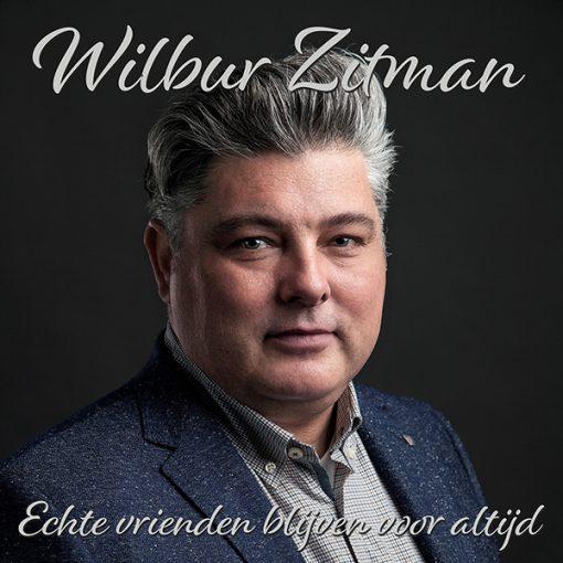Wilbur Zitman - Echte vrienden blijven voor altijd (Front)