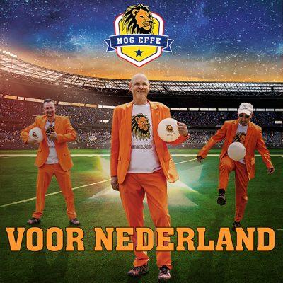 Nog Effe - Voor Nederland (Front)