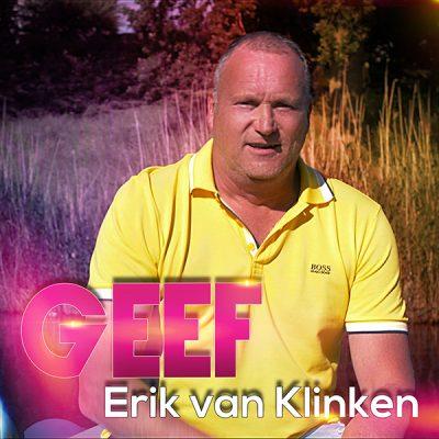Erik van Klinken - Geef (Front)