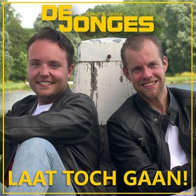 De Jonges - Laat toch gaan (Front)