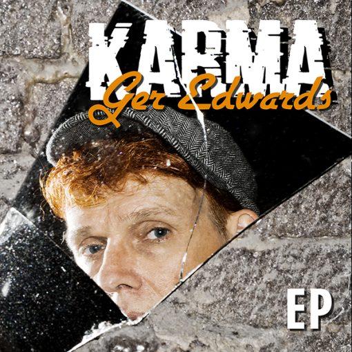 Ger Edwards - Karma (Front)