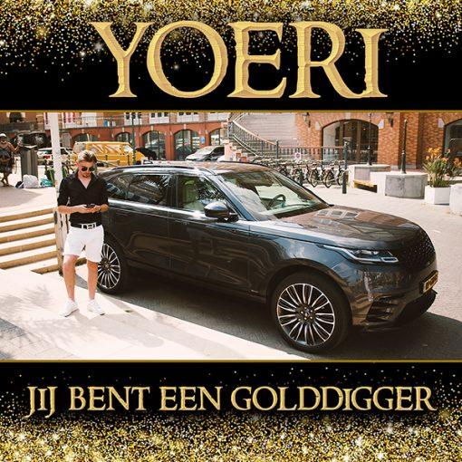 YOERI - Jij bent een golddigger (Front)