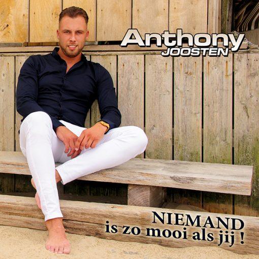 Anthony Joosten - Niemand is zo mooi als jij (Front)