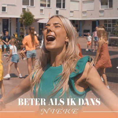 Nieke - Beter als ik dans (Front)