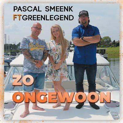Pascal Smeenk ft Greenlegend - Zo ongewoon (Front)