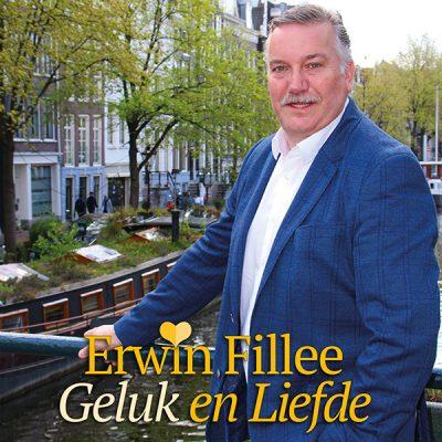 Erwin Fillee - Geluk en Liefde (Album) (Front)
